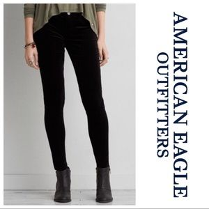 8ba95926083 NEW American Eagle Black Jegging Skinny Jeans D09. NWT